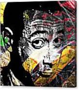 Wee Pee Canvas Print