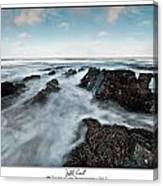 Welsh Coast Canvas Print
