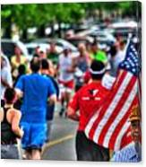 0001 Buffalo Marathon Series 2012  Canvas Print