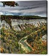 0022 Letchworth State Park Series   Canvas Print