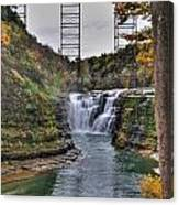 0024 Letchworth State Park Series Canvas Print