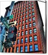 005 Guaranty Building Series Canvas Print