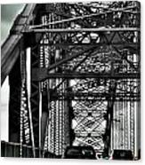 008 Grand Island Bridge Series Canvas Print