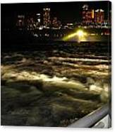 013 Niagara Falls Usa Rapids Series Canvas Print