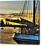 016 Empire Sandy Series Canvas Print