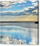 02 Reflecting Canvas Print