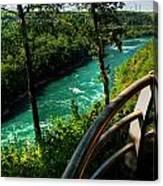020 Niagara Gorge Trail Series  Canvas Print