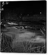 04 Niagara Falls Usa Rapids Series Canvas Print