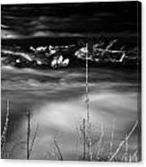 05 Niagara Falls Usa Rapids Series Canvas Print