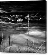 06 Niagara Falls Usa Rapids Series Canvas Print