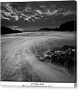 Llanddwyn Island Beach Canvas Print
