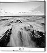 Welsh Coast Canvas Print