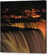 01 Niagara Falls Usa Series Canvas Print