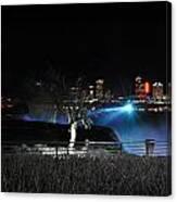 014 Niagara Falls Usa Series Canvas Print