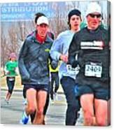 07 Shamrock Run Series Canvas Print