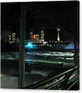 09 Niagara Falls Usa Rapids Series Canvas Print