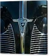 1940 Pontiac Canvas Print