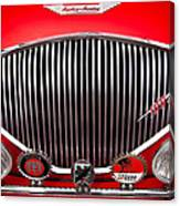 1955 Austin Healey 100-4 Canvas Print