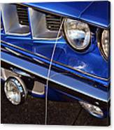 1971 Plymouth Hemicuda Canvas Print
