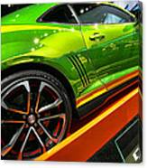 2012 Chevy Camaro Hot Wheels Concept Canvas Print