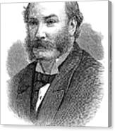 3rd Baron Rayleigh Canvas Print