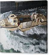 A Lighter Amphibious Re-supply Cargo Canvas Print