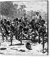 Aborigines, 19th Century Canvas Print