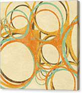 Abstract Circle Canvas Print