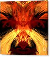 Abstract Five Canvas Print