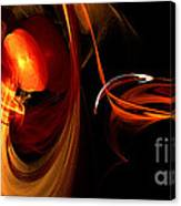 Abstract Four Canvas Print