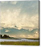 Alans Fresh Creek Canvas Print