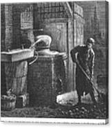 Alcohol: Distillation Canvas Print