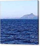 Anacapa Island Canvas Print
