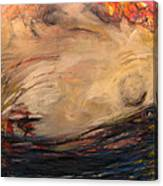 Angela J Canvas Print