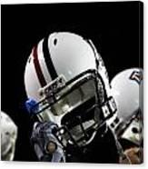 Arizona Football Helmets Canvas Print