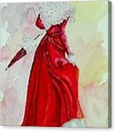 Arlesienne Canvas Print