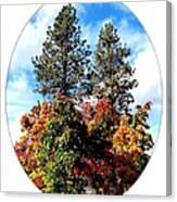 Autumn Beginnings Canvas Print