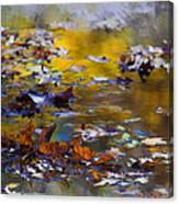 Autumn Voyage Canvas Print
