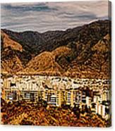 Avila Canvas Print