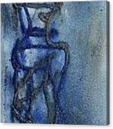Bailando 12 Canvas Print