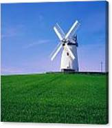 Ballycopeland Windmill, Millisle Canvas Print