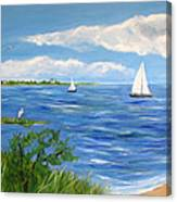 Bayville 2 Canvas Print
