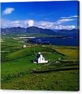 Beara Penninsula, Co Kerry, Ireland Canvas Print