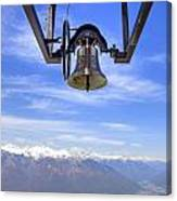 Bell In Heaven Canvas Print