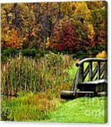 Big Ditch Lake Canvas Print