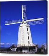 Blennerville Windmill, Tralee, Co Canvas Print
