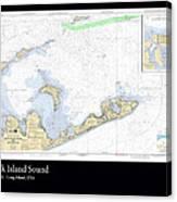 Block Island Sound Canvas Print