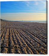 Bournemouth Beach Canvas Print