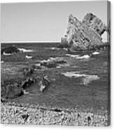 Bowfiddle Rock Canvas Print