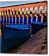 Bridge - 3 Canvas Print